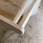 Recessed Front Frames